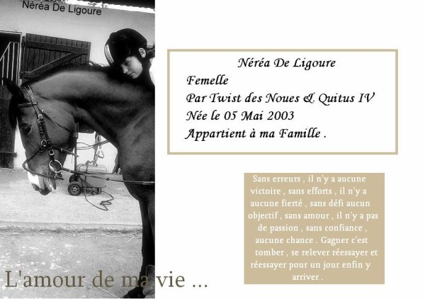 Néréa de Ligoure
