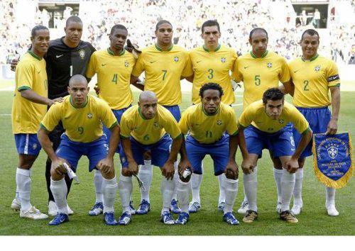 L 39 equipe nationale du bresil ansumeddine - Bresil coupe du monde 2002 ...