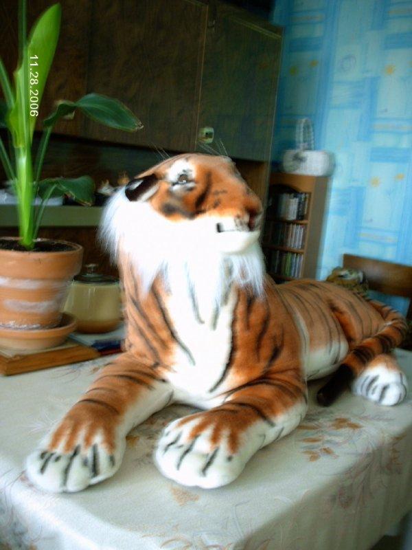 voila mon tigrou