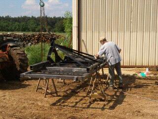 Construction d'un vibroculteur