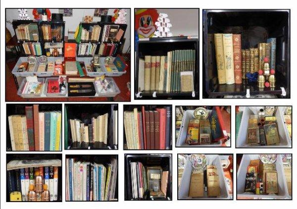 Livres anciens de magie a vendre !