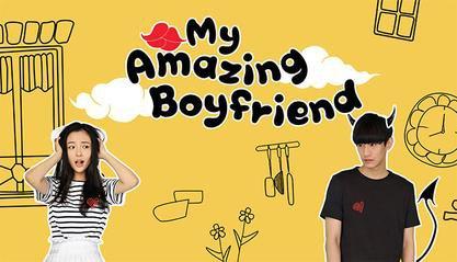 My amazing boyfriend
