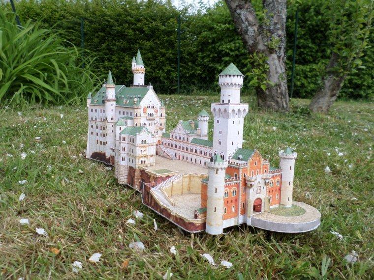 Ravensburger, 3D Puzzle, Château Neuschwanstein, 216 pièces commander en