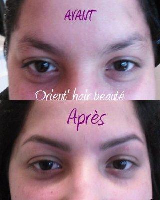 epilation de sourcils tatouage semi permanant coiffure maquillage libanais henne. Black Bedroom Furniture Sets. Home Design Ideas
