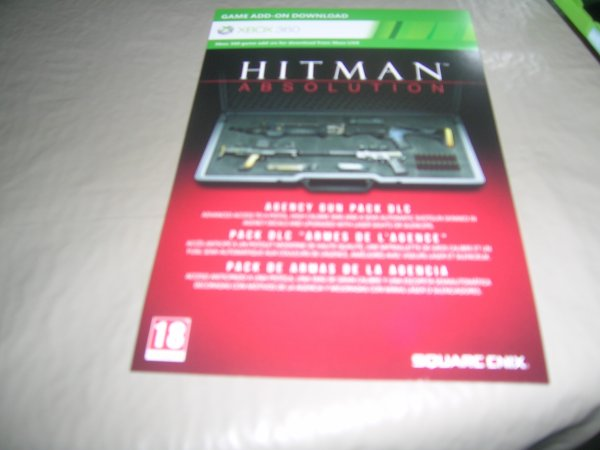 Hitman Absolution Deluxe Professional Edition