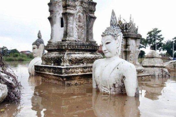 INONDATION    THAILAND