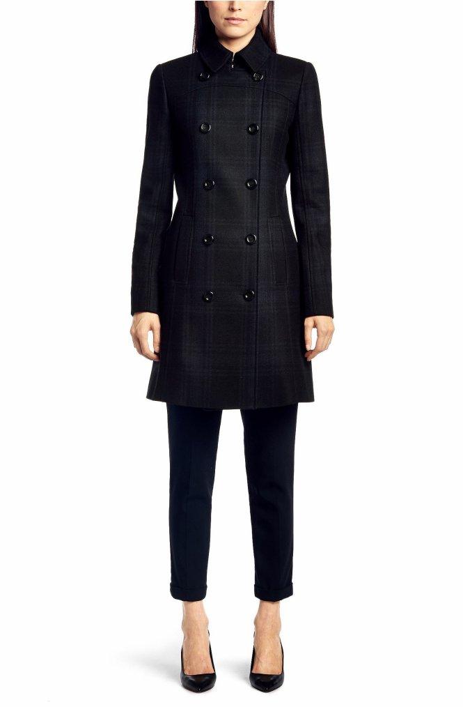 soldes hugo manteau marincas prix soldes hugo boss tendance mode femme. Black Bedroom Furniture Sets. Home Design Ideas