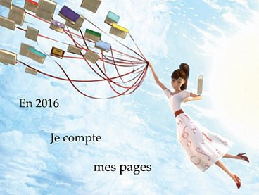 Mes Challenges 2016.