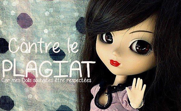 ♥ ~ Contre le plagiat ~ ♥