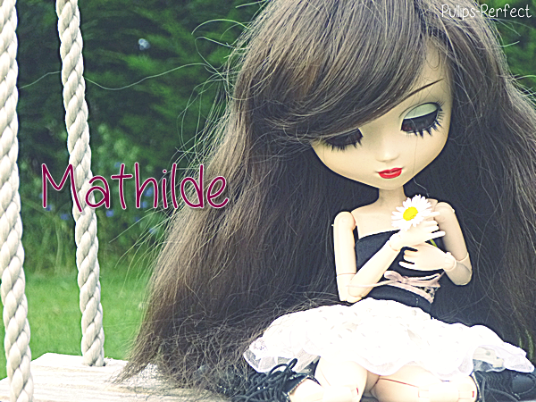 #3 Mathilde // Pullip Mélissa // La Gymnaste. ~ ♥