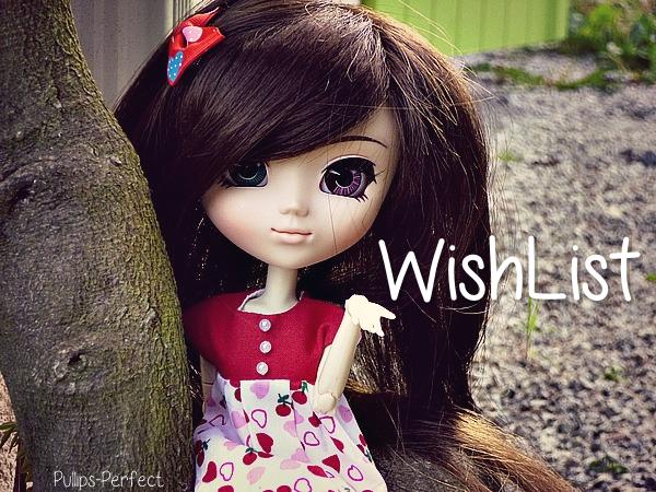 Wish List ! <3