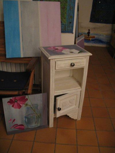 patine sur bois blog de sylviedecors. Black Bedroom Furniture Sets. Home Design Ideas