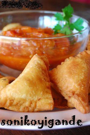 Mmmmmmm les pastel petit chaussons farcis au thon a la viande ou au poulet blog de - Recette de cuisine senegalaise ...