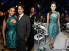 Nina & Ian au Champagne Nicolas Feuillatte au 2013 Critics' Choice Movie Awards & Nina