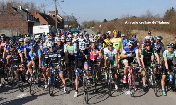 Course � Grandmetz du 08 mars 2014