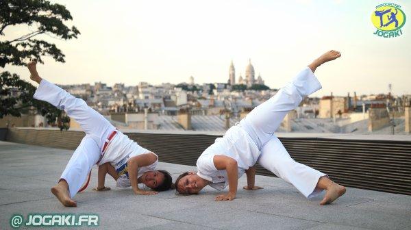 Stage de Capoeira a Paris | Vacances d'�t� Juillet-Ao�t 2014 | Gratuit pour enfants, ados et adultes