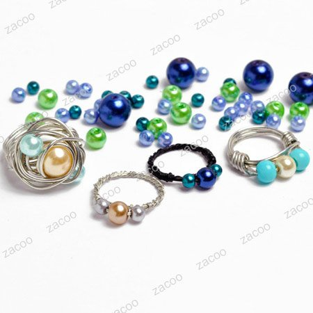 Why choose zacoo glass pearls