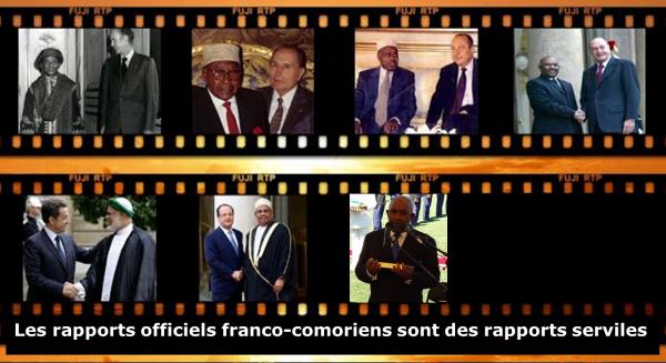 Comores / Mayotte : Le haut truc d'Azali