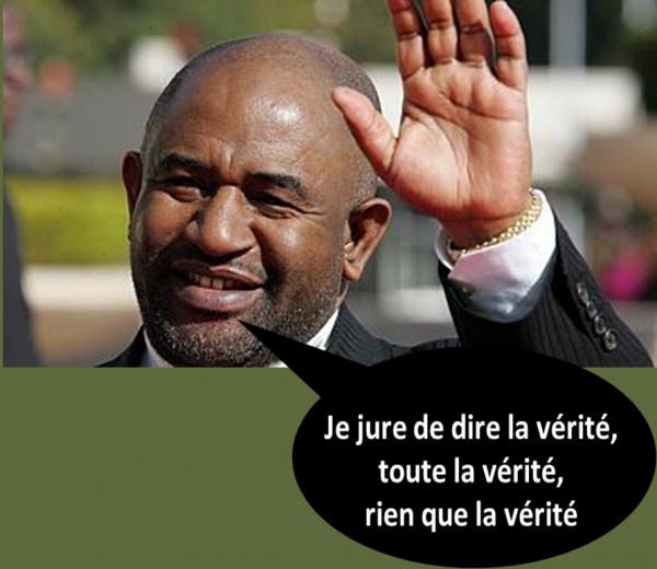 Une question au Président des Comores, AZALI ASSOUMANI