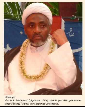 COMORES / Loi sur les pratiques religieuses : Des chiites ont passé la journée du mercredi à la gendarmerie