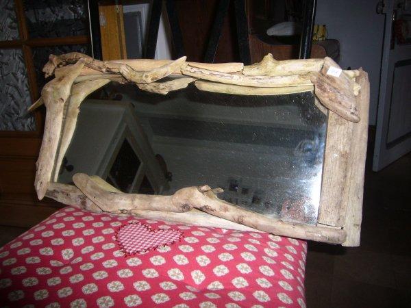 Vente objet en bois flotte et galet relookage de vieux for Vente de bois flotte