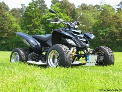 quad yamaha 660 raptor tuning et moto. Black Bedroom Furniture Sets. Home Design Ideas