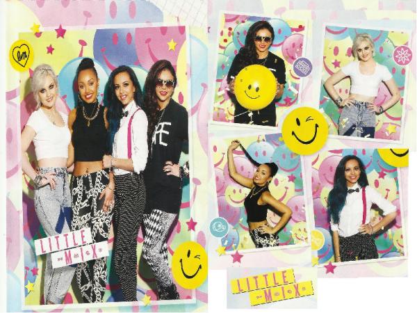 Little Mix - Melody Times