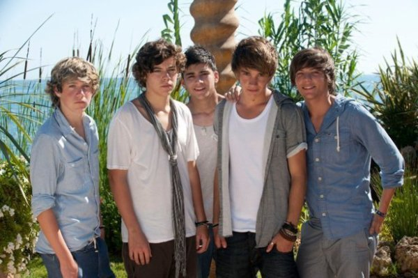 Happy Birthday One Direction