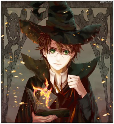 Snap Blog De Harry Potter Manga Page 3 Welcome To The Magical