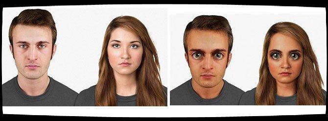 Evolution du visage humain dans 100 000 ans blog for Dans 100 ans
