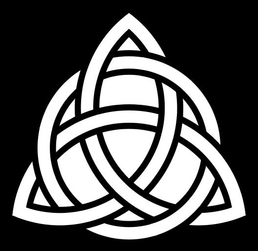 Origine dans la symbolique du cercle du carr le dauphin du mekong - Symbole de l eternite ...