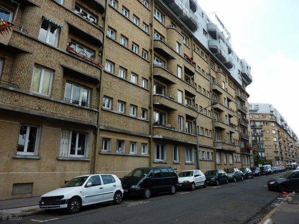 Boulogne billancourt square de l 39 avre qpv cit s des - Office de tourisme boulogne billancourt ...