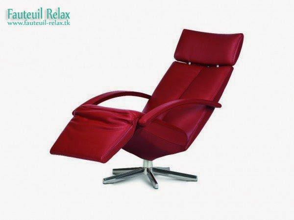 fauteuil relax inclinable estilo les meilleurs des fauteuils relaxation. Black Bedroom Furniture Sets. Home Design Ideas
