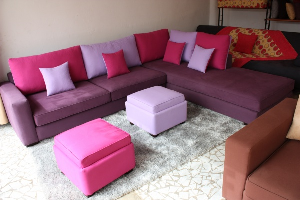 Best Salon Marocain Mauve Et Gris Contemporary - House Design ...