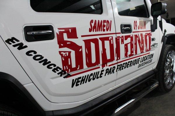 Soprano Arrivera En Hummer Pour Les D 233 Dicaces Au Magasin