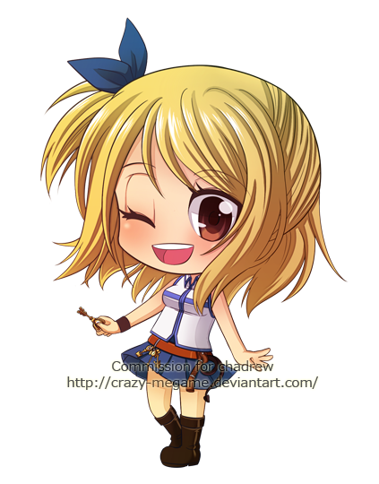 fairy tail lucy wallpaper cute