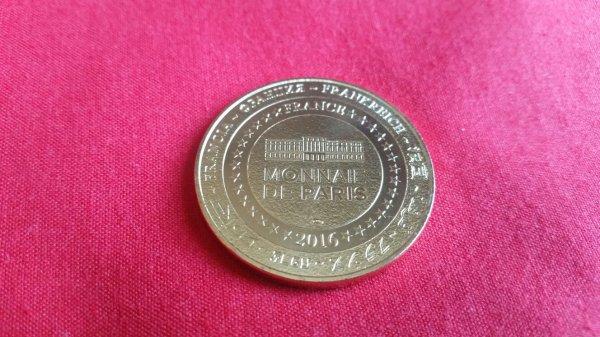 Medaille  com�morative  ww1