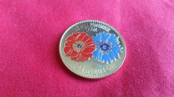 Medaille  bleuet ww1