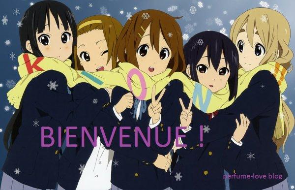 BIENVENUE !!!!!!