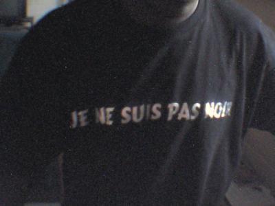 """Je ne suis pas noir / """"PairVers"""" (TalktoNick) (2007)"""