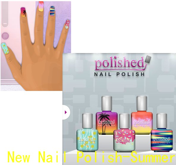 The New Nail Polish-Summer