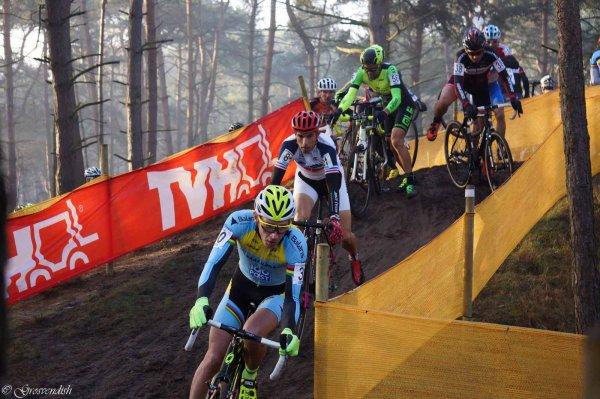 Mol(Belgique).Championnat du Monde Cyclo Cross Masters Hommes 45-49 Day 2.  Samedi 3 décembre 2016
