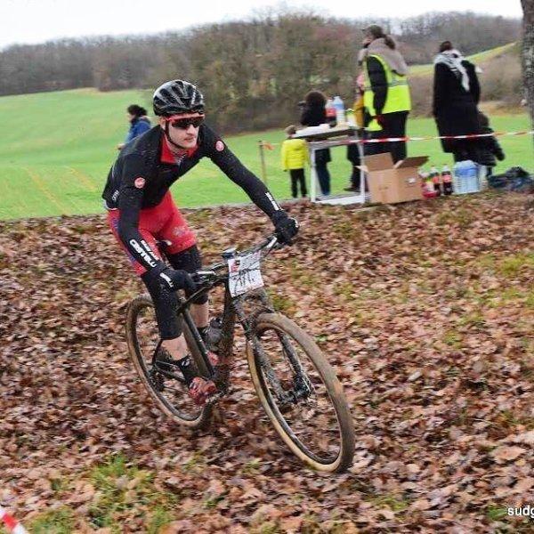 Beaucaire(32).17éme Challenge de la Lomagne VTT 2017.Dimanche 15 Janvier 2017