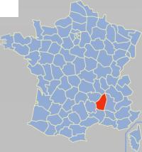 6-L'Ard�che en France, trajet, radars et aires de camping car.