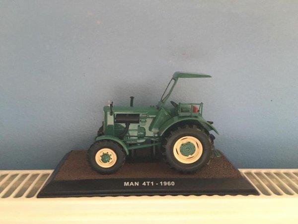 a vendre : tracteur MAN 4T1 de 1960    (35 euros)
