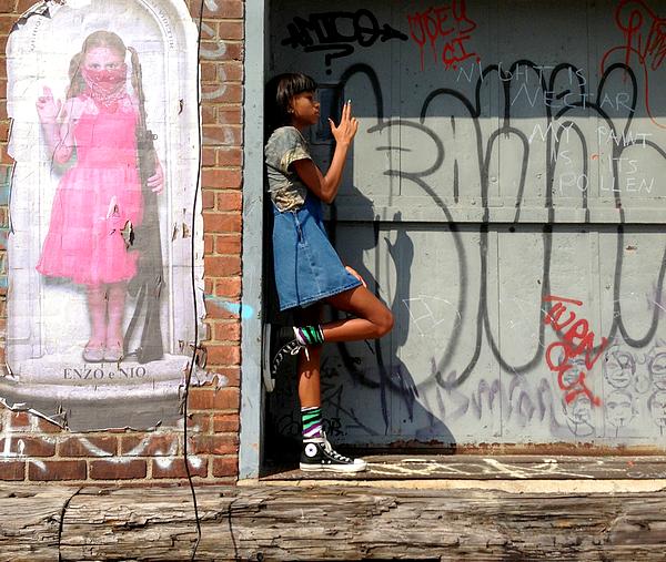 » Nouveauté.  Willow à New-York avec des amis.  // Mai 2013