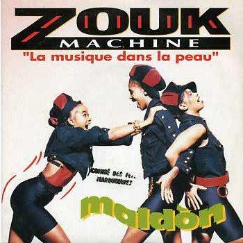 TAHITIAN MELODIE CREW / T@HITI@N DJ - ZOUKA MACHINA - TMC 2014 (2014)