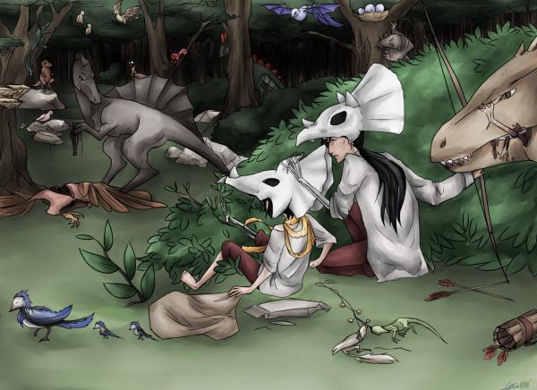 La chasse et ses impr�vus