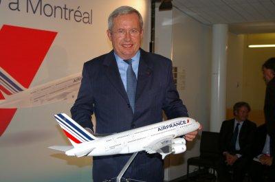 Air France embarque pour Montréal