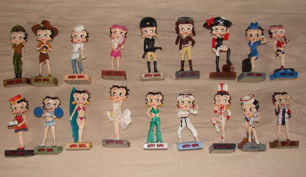 BETTY BOOP COLLECTION